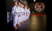 Kids Classes: build self defense, strength, confidence, respect, self control…