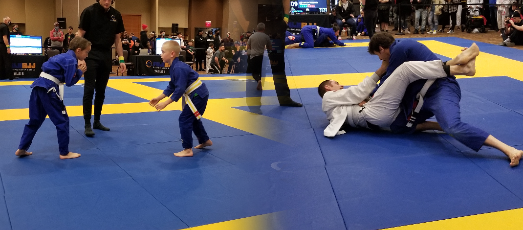 Silverback BJJ competes at Fuji BJJ tournament in Wisconsin Dells