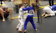 Silverback BJJ competes at Grappling Industries tournament in Wisconsin Dells